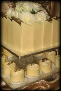 Mousse Wedding Cake
